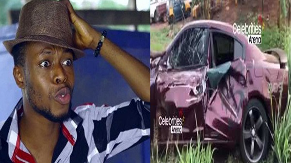 VIDEO: Kalybos, involved in car accident — Is he ok?