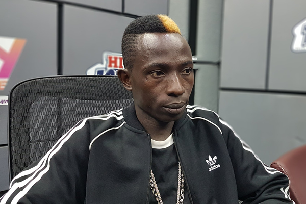 Patapaa unhappy after returning from European tour