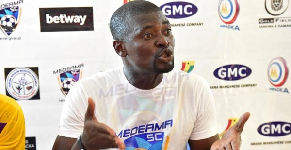 I was sleepless because we only beat Kotoko by one goal - Medeama coach