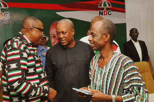 NDC to elect executives for new regions on April 25