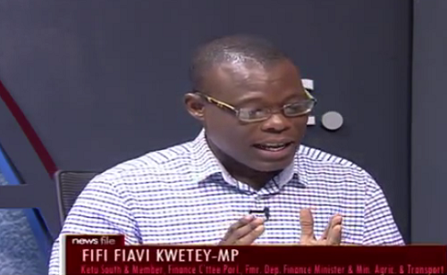Bawumia misled Ghanaians about 'fundamentals' comment date- Fiifi Kwetey