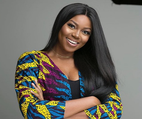 Fix street lights on the motorway - Yvonne Nelson angrily tells gov't