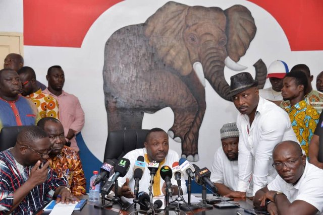 NPP counters NDC claims on state of the economy (Full statement)