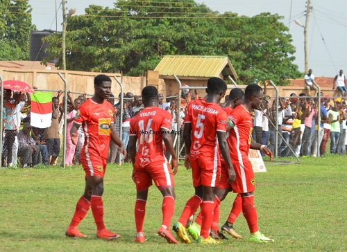 NC' Special Competition: Kotoko thump Eleven Wonders to go top, Karela put Hearts to the sword