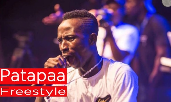Patapaa's freestyle session ahead of Tim Westwood debut
