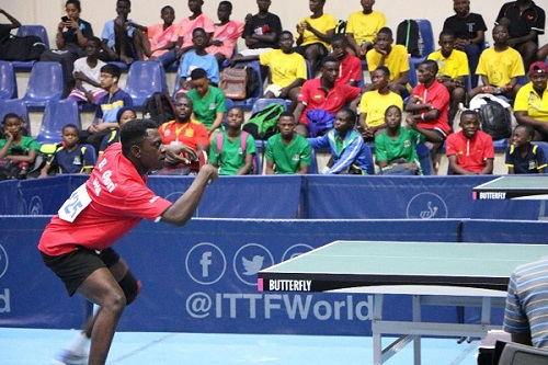 Sports Ministry must invest in Table Tennis -Player