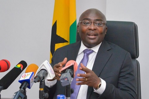 Bawumia, the macroeconomist bird that flies more and perches less