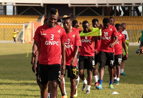 Black Stars to give up 10% bonuses - Report