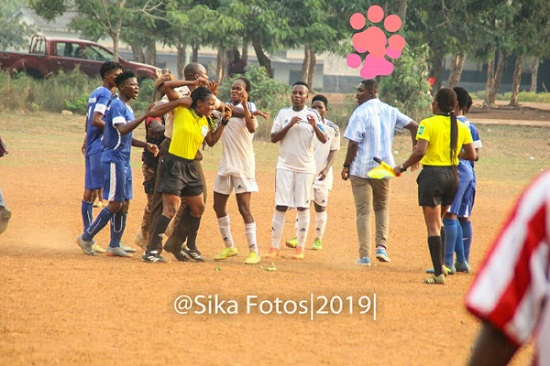 Women's Special Competition: Normalization Committee condemns referee Theresa Bremensu attack