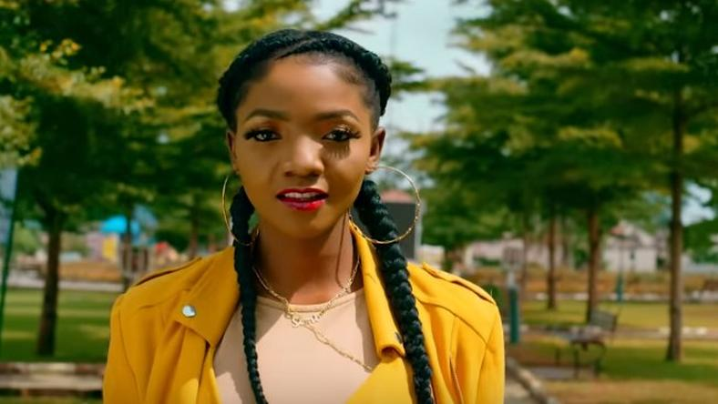 Simi calls on 'fraud boys' to stop buying her songs