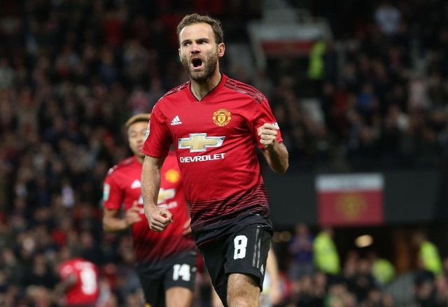 Mata: Man United don't fear Messi and Barcelona