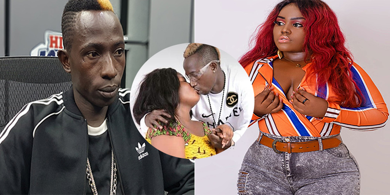 Queen Peezy deletes all pictures of Patapaa on Instagram