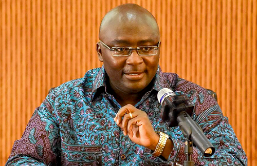Vice President Bawumia jets off to USA