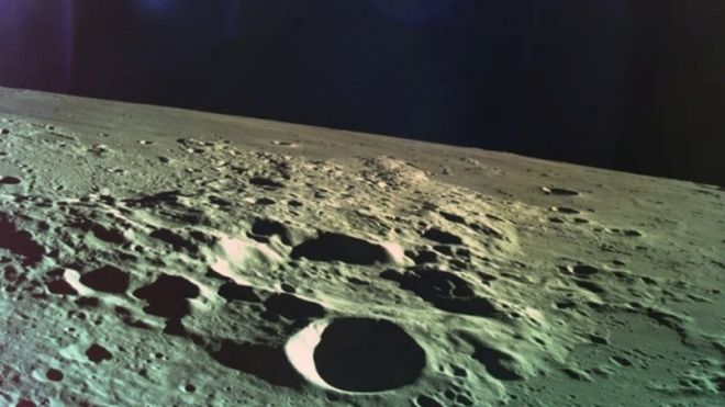 Israel's spacecraft crashes on Moon