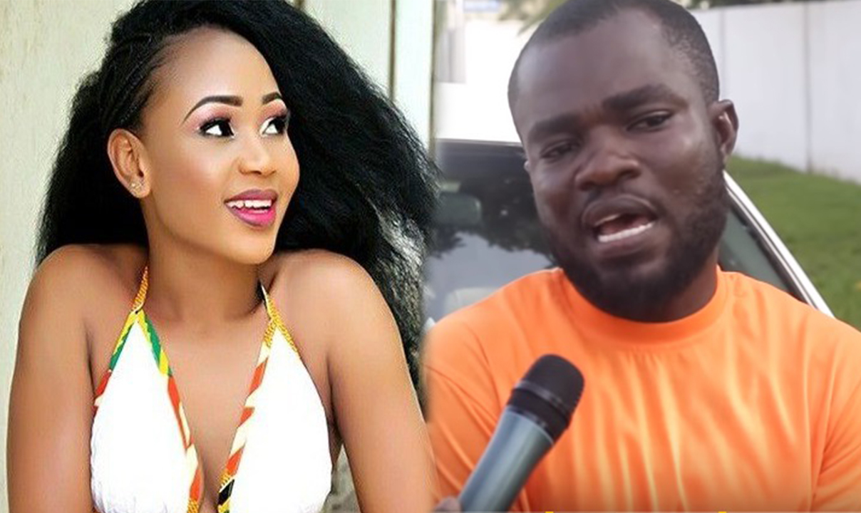 Akuapem Poloo blasts fake boyfriend claiming her son is his