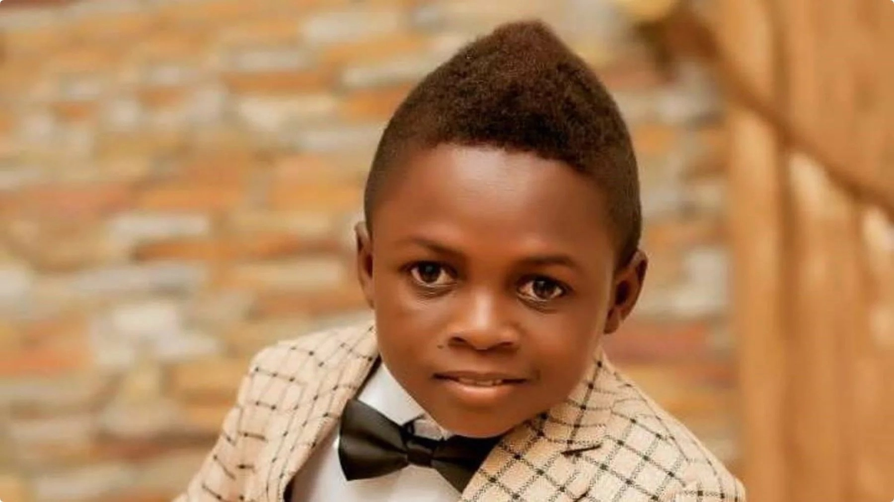 Yaw Dabo accused of neglecting his 5-year-old son