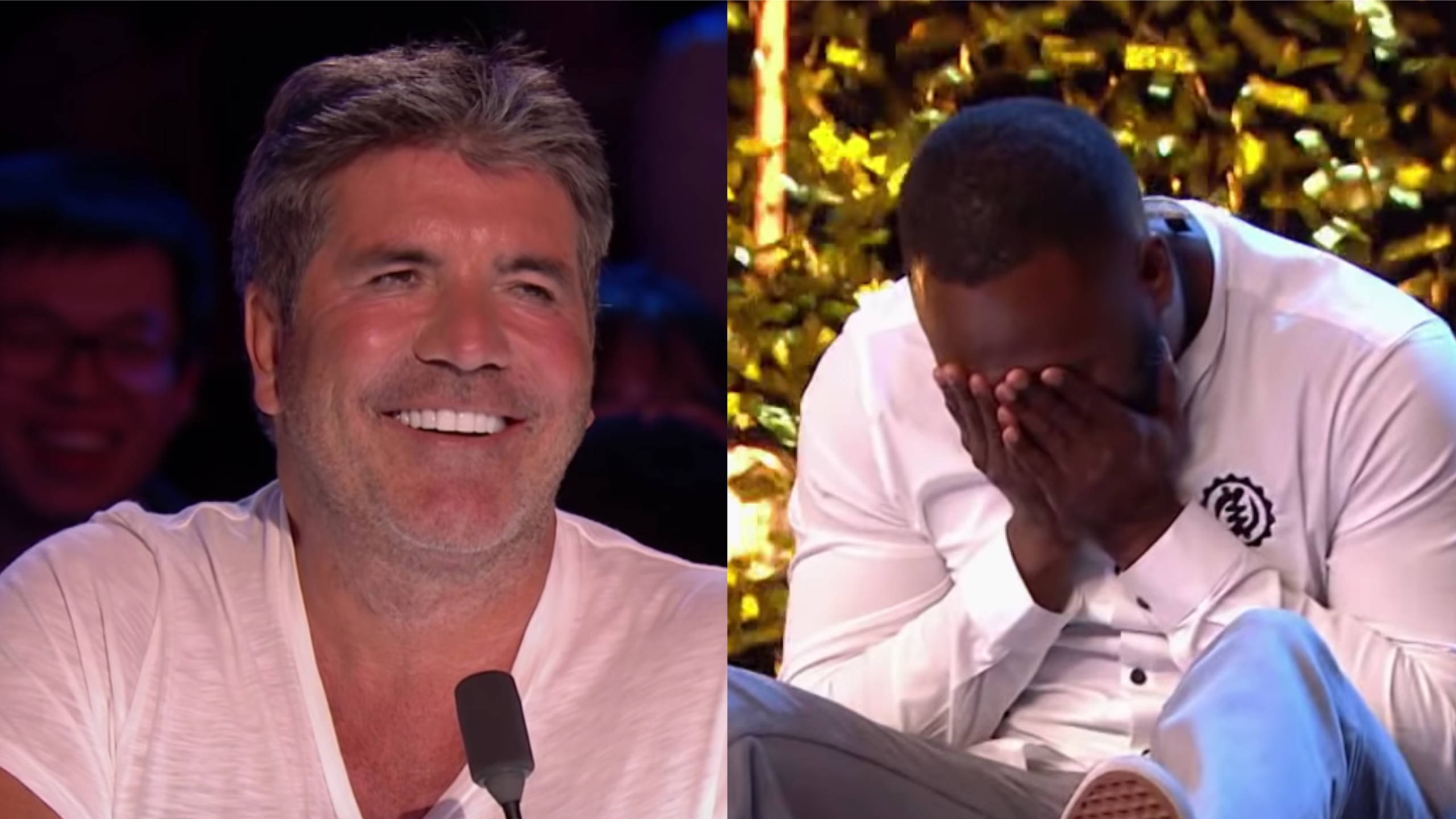Britain's Got Talent 2019: Ghanaian comedian, Kojo Anim wows Simon Cowell (Video)