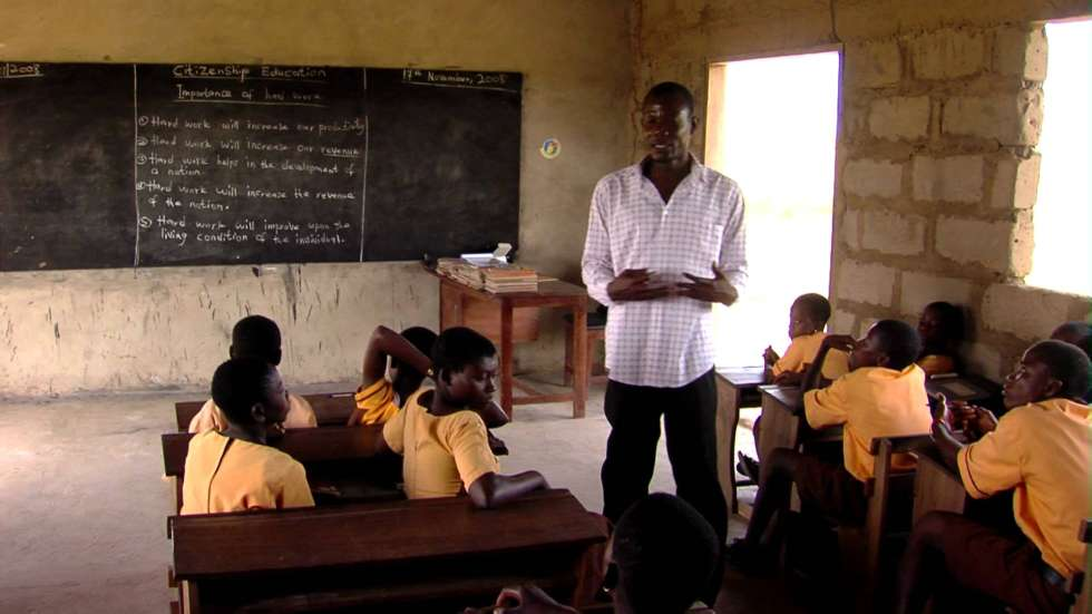 GES reforms: First degree,minimum requirement for basic school teaching