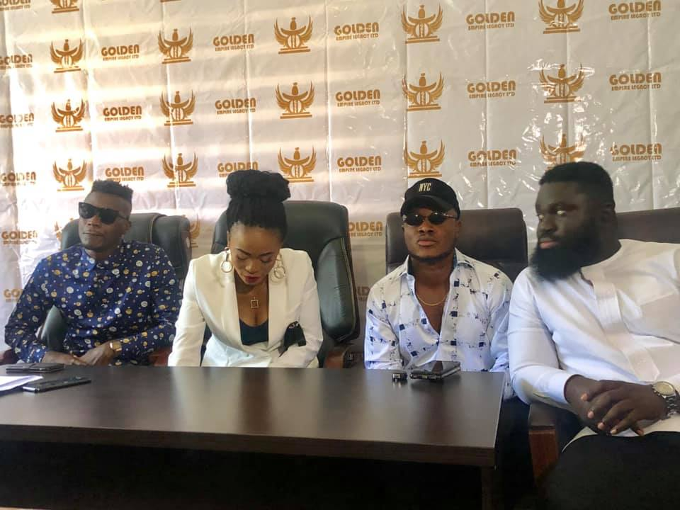 Keche inks juicy contract with Golden Empire Legacy Limited