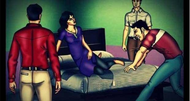4 final year students gang-rape 1st-year female student anally