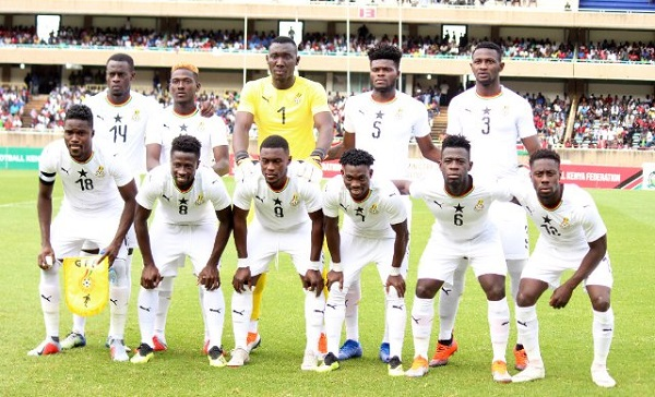 AFCON 2019: Sports Ministry denies $8m budget for Black Stars