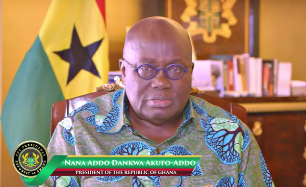 Our sacrifices are paying off- Prez. Akufo-Addo's Easter message to Ghanaians