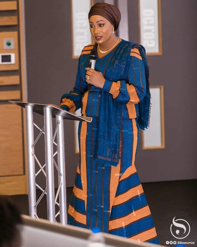 10 times Samira Bawumia gave you style goals for your Easter ...