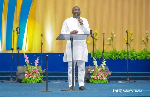 Do your best to make Ghana a great place to live- Bawumia's Easter message to Ghanaians