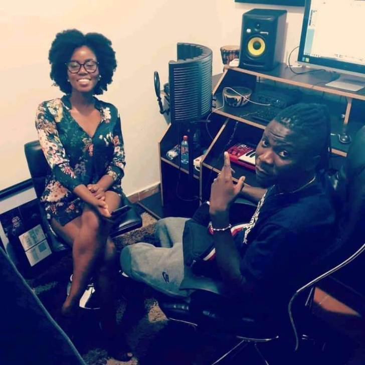 Mzvee to make a big comeback with a collaboration with Stonebwoy?