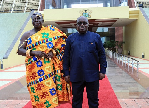 Otumfuo 20th anniversary: 40 foreign dignitaries to grace event