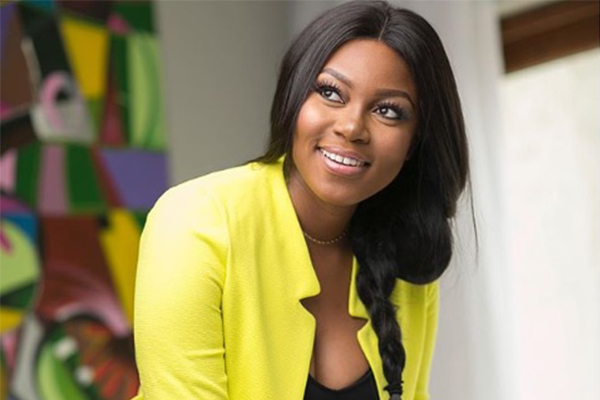 Yvonne Nelson urges Ghanaians to boycott elections
