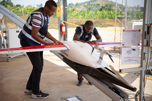Fly Zipline Ghana to launch Medical drone service on April 24