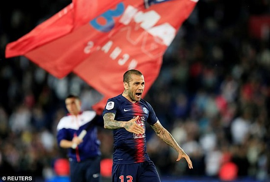 Dani Alves becomes most successful footballer in history - Here is why