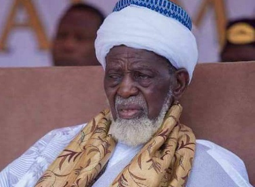 I never wanted to be an Imam- National Chief Imam