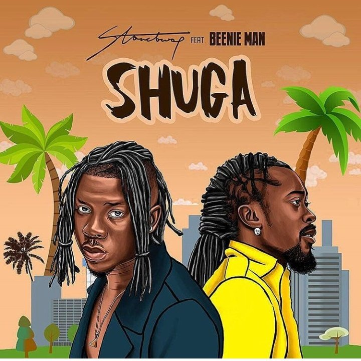 Stonebwoy finally release 'Shuga' with Bennie Man