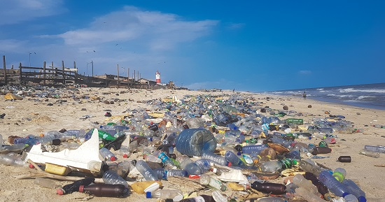 By 2050 there will be more plastic than fish in the ocean - US Embassy warns Ghanaians