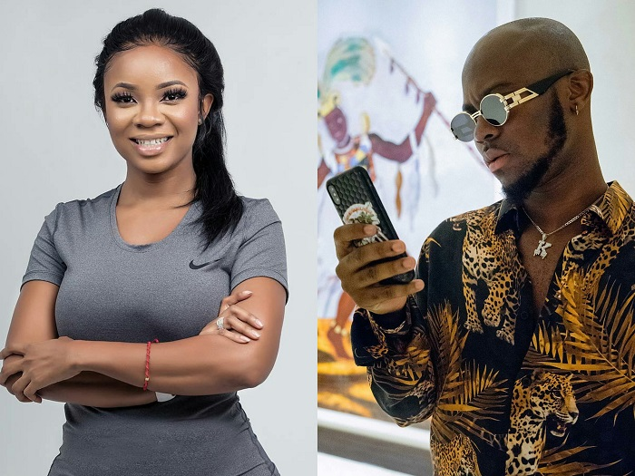 King Promise and Serwaa Amihere allegedly dating