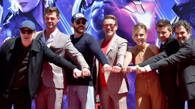 Avengers: Endgame beats box office records with $1.2bn debut