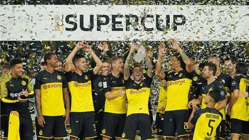 Supercup Dortmund Bayern 2020