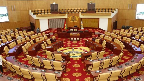 Parliament goes on recess, date for resumption unannounced