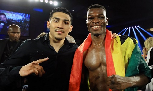 Commey vs Lopez title fight ordered by IBF
