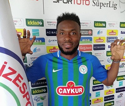 OFFICIAL: Attamah-Larweh joins Rizespor