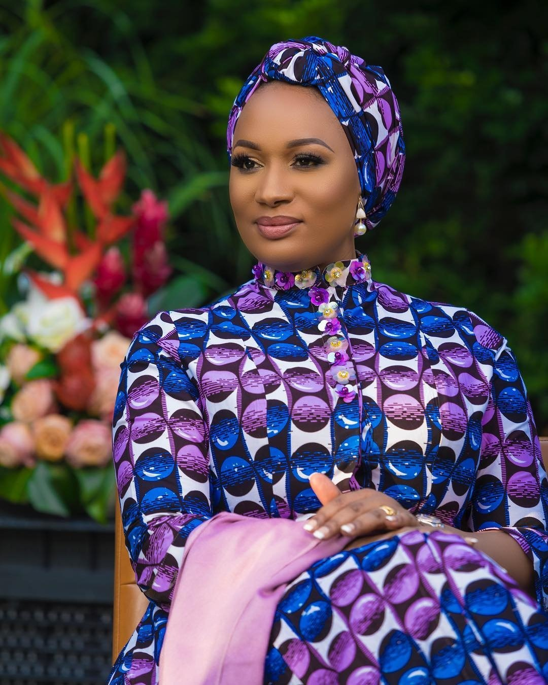 Check out Bawumia's birthday message to Samira as she turns 40 ...
