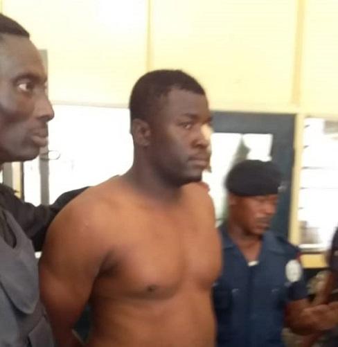 Main suspect in Kasoa police killing
