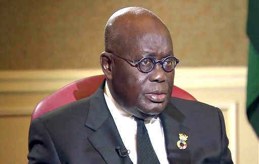President Akufo-Addo called off the rerefendum