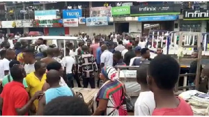 9 persons arrested in foreign shops closure - Police discloses