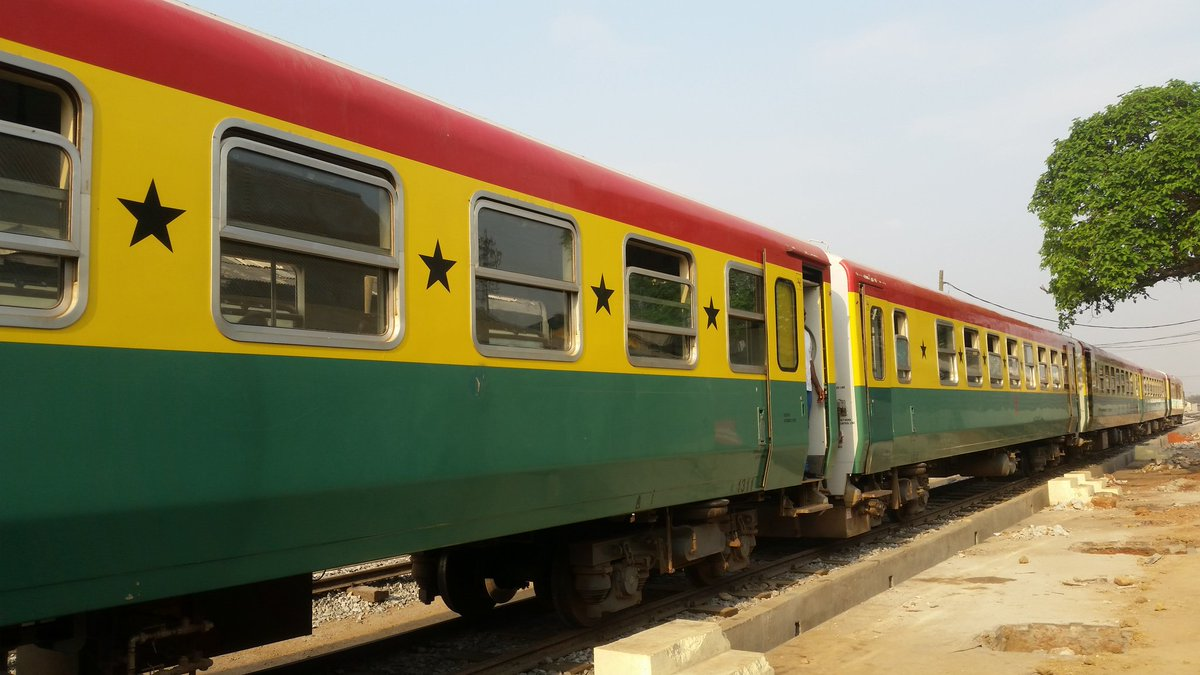 We're committed to building first class railway network - Prez. Akufo-Addo