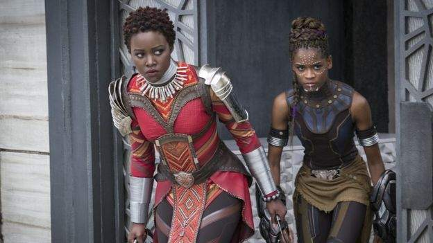 The fictional African country is depicted in the Marvel Comics superhero film Black Panther