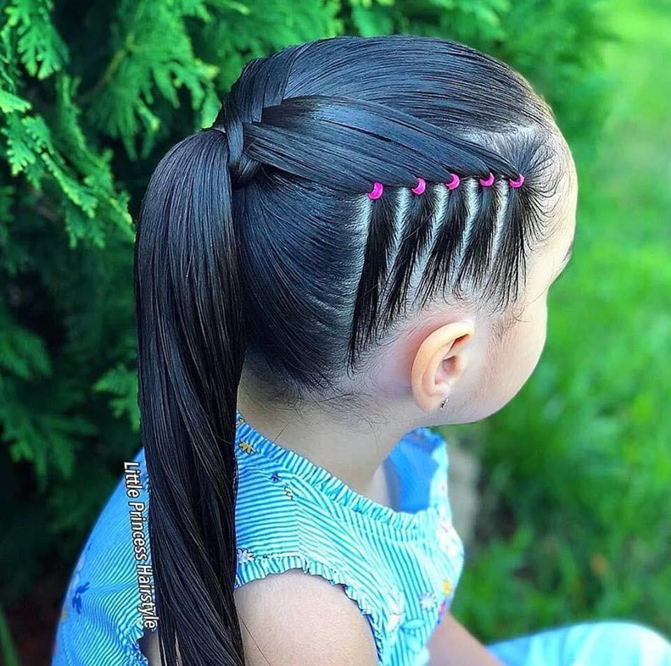 Perfect hairstyles for kids to celebrate the New Year