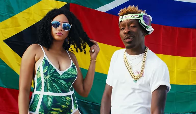 Shatta Wale finally releases visuals 'Island'